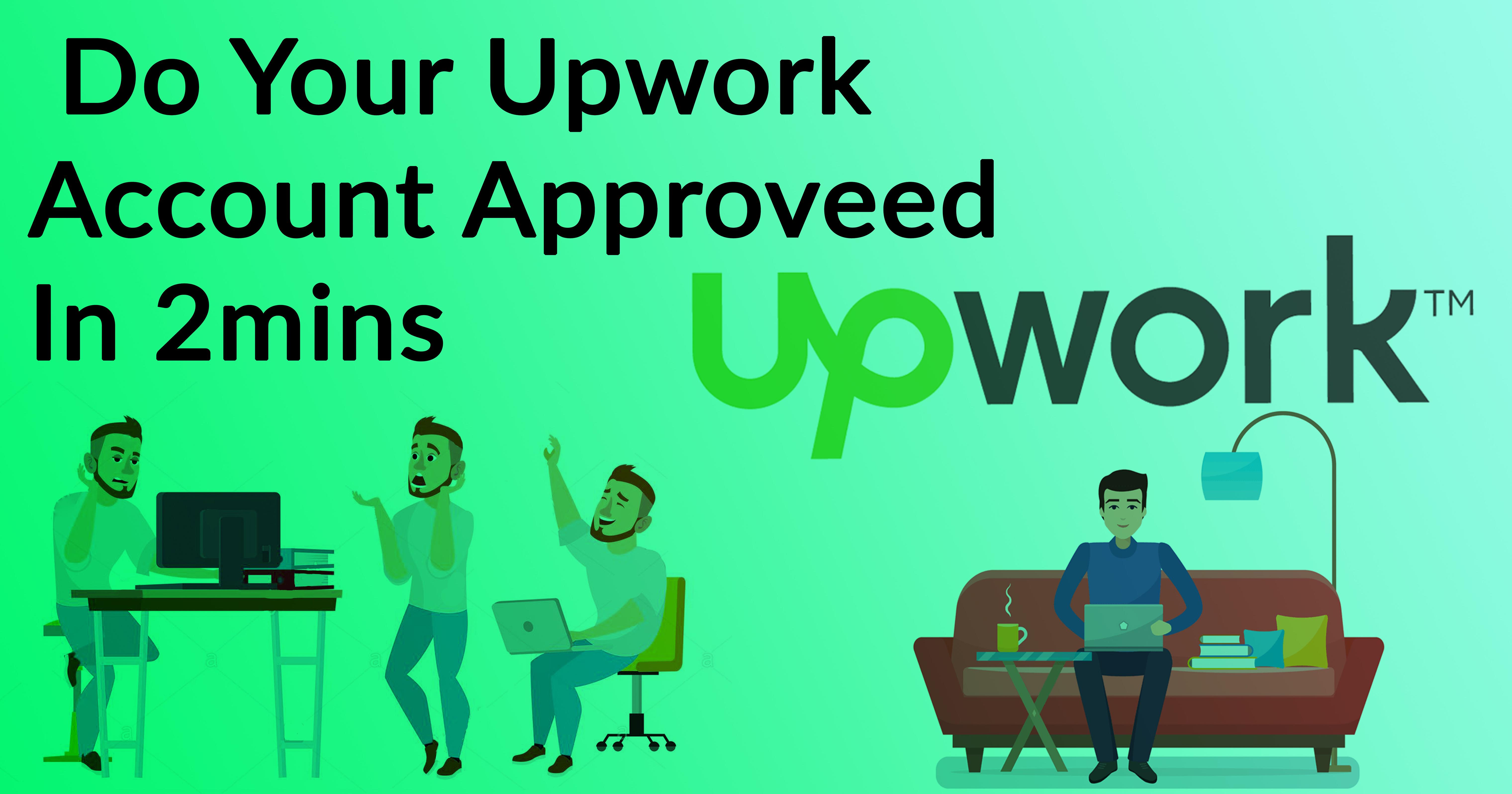 upwork profile approval